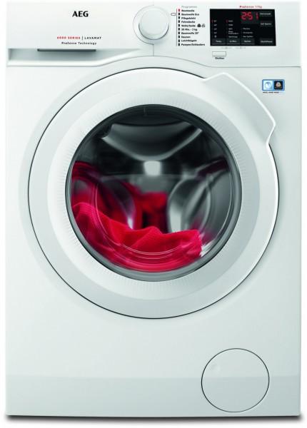 AEG Lavamat L6FB54470 Waschmaschine, 7 kg, 1400 U/Min, A+++, weiß