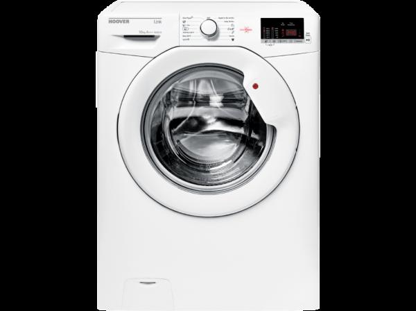 HOOVER HL 14102 D3-S Waschmaschine, 10 kg, 1400rpm, A+++, weiß