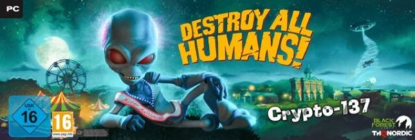 Destroy All Humans! Crypto-137 Edition - [PC]