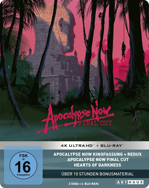 Apocalypse Now (Limited 40th Anniversary Edition) (4K Ultra HD) [Blu-ray]
