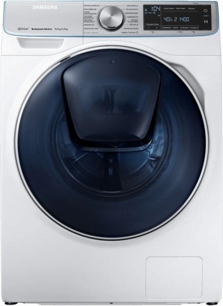 Samsung WD91N740NOA Waschtrockner, 9 kg Waschen / 5 kg Trocknen