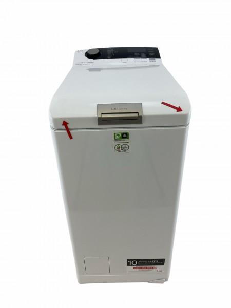AEG Lavamat L7TE74275 Waschmaschine Toplader, 7 kg, 1200 U/Min, E, weiß