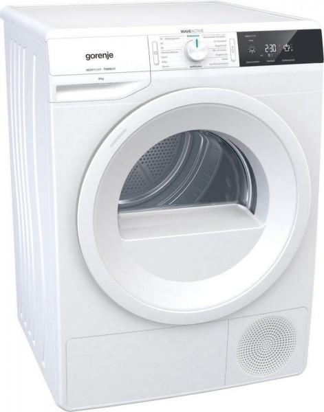 Gorenje DE82/G Wärmepumpentrockner, 8 kg, Weiß, A++