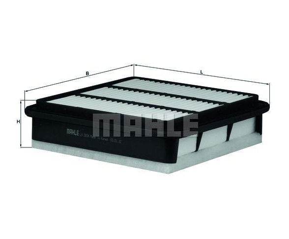 MAHLE LX 2834 ORIGINAL Luftfilter