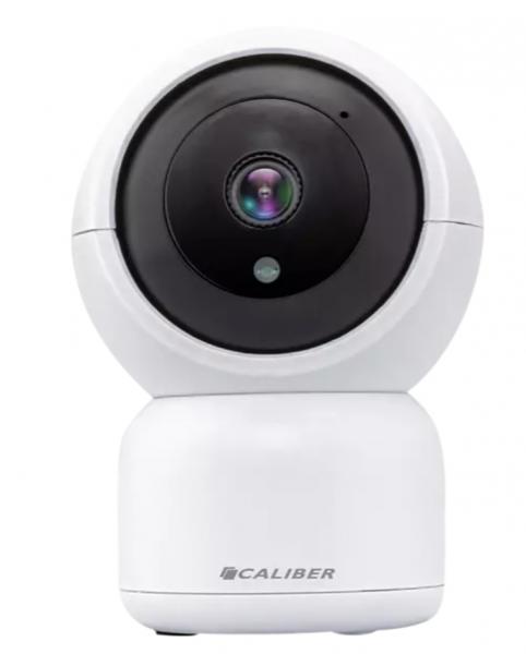 Caliber HWC102PT Smart Camera, Innen Kamera, weiß
