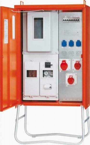 Walther Werke Anschlussverteiler WAV0100 - Baustromverteiler