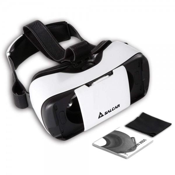 Salcar 3D VR Virtual Reality Brille für 4.7-5.7 Zoll Smartphone.