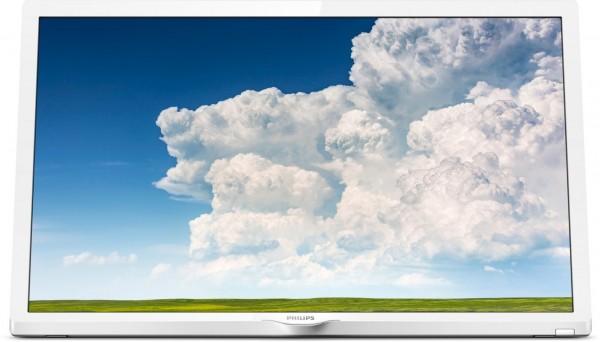 Philips 24PHS4354/12 LED-Fernseher (60 cm/24 Zoll, Full HD), weiß
