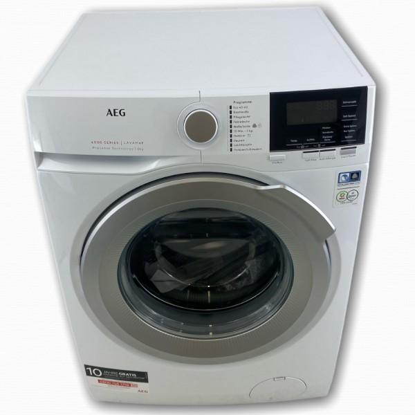 AEG L6FBA48 Waschmaschine, 8 kg, 1400 U/Min, weiß