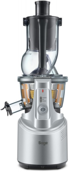 Sage the Big Squeeze™ SJS700SIL4EEU1 Slow Juicer, 240 W, silber