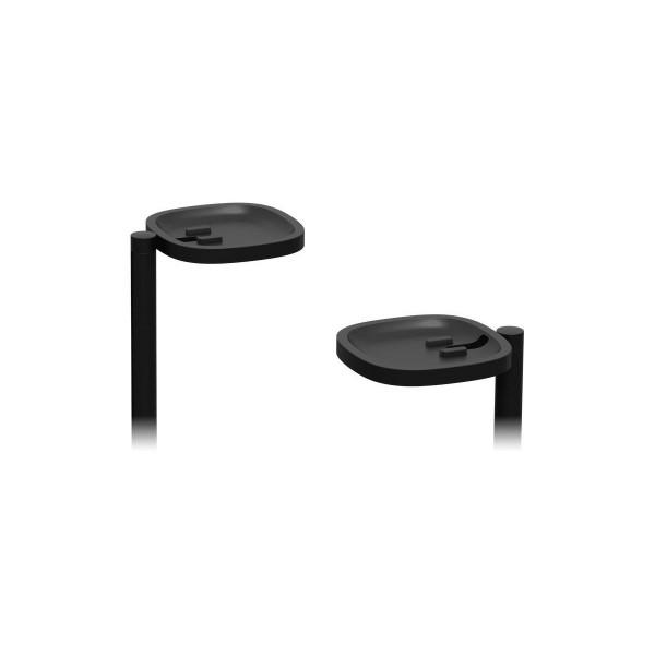 Sonos Stands for ONE/PLAY:1 Standfuß, Schwarz, 1 Paar