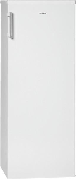 Bomann GS 3181 Gefrierschrank, A++, 144 cm hoch, 160 Liter, weiß