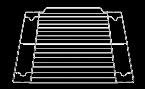 Amica Grillrost 00097 für 65l Backraum, (HxBxT): 45 x 430 x 370 mm