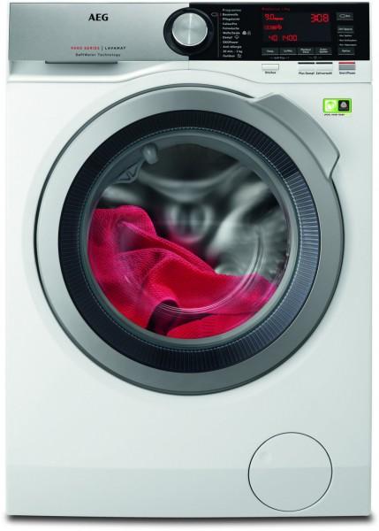 AEG Lavamat L9FE86495 Waschmaschine, 9 kg, 1400 U/Min, A+++, weiß