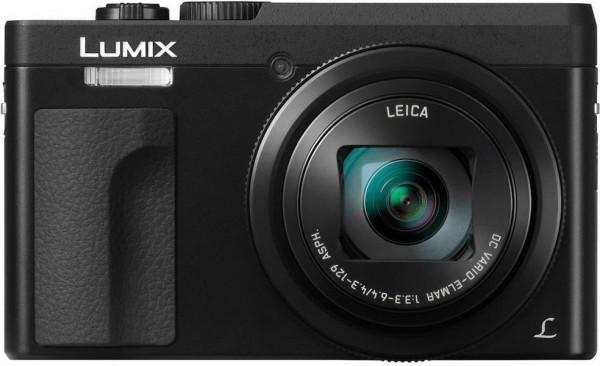 PANASONIC Lumix DC-TZ 91 EG-K Digitalkamera Schwarz