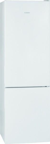 Bomann KG 7321 Kühl-/ Gefrierkombination, 176 cm hoch, Weiß, A++