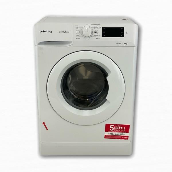 Privileg PWFS MT 61252 Waschmaschine, 6 kg, 1200 U/Min, weiß