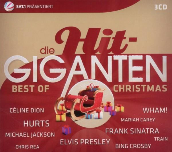 Die Hit-Giganten - Best of Christmas (CD)