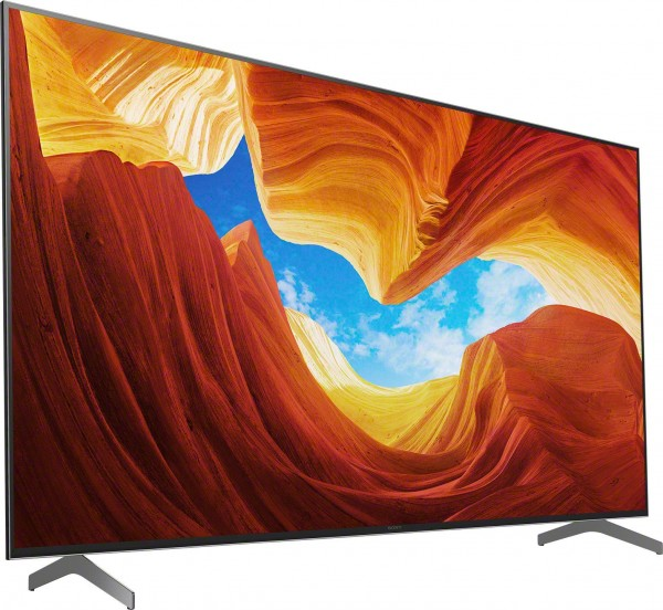 Sony KD75XH9005BAEP LED Fernseher 189 cm/75 Zoll, 4K Ultra HD, Android TV