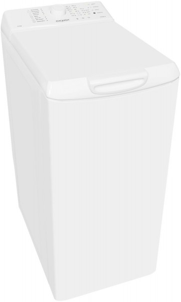 Exquisit LTO1006-18 Waschmaschine Toplader, 5.5 kg, 1000 U/Min, A+++