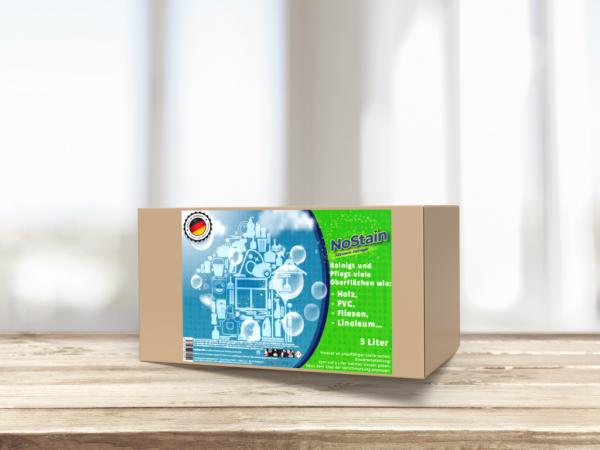 be.clean Allzweck-Reiniger, 5 Liter Bag-In-Box