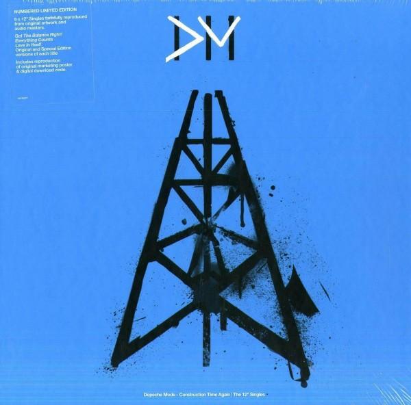 Depeche Mode – Construction Time Again (Vinyl)