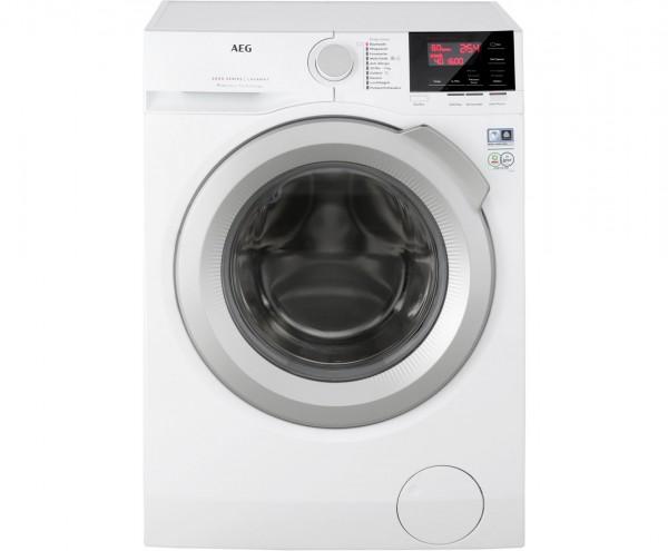 AEG Lavamat L6FBA68 Waschmaschine, 8 kg, 1600rpm, A+++, weiß