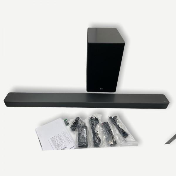 LG DSK8 Soundbar mit Subwoofer, 360 W, Dark Titan Silver