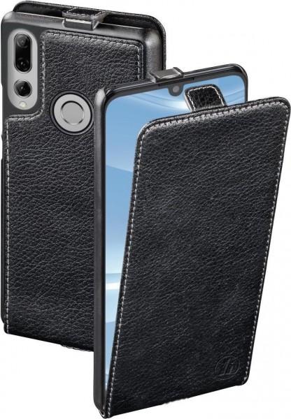 HAMA Smart Case, Flip Cover, Huawei, P Smart + (2019), Schwarz
