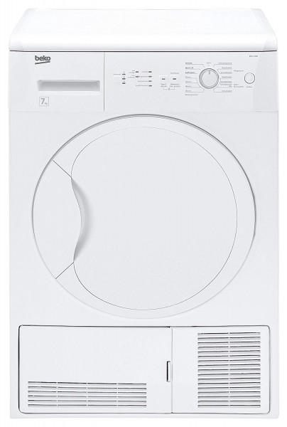 Beko DCU 7230 Kondenstrockner, 7kg, weiß