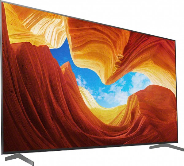 Sony KD85XH9096BAEP LED Fernseher 215 cm (85 Zoll), 4K Ultra HD, Android TV