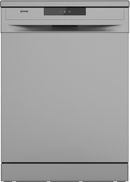 GORENJE GS62040S Standgeschirrspüler, 11 l, 13 Maßgedecke, silber