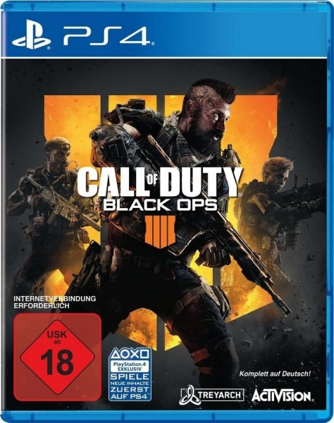 Call of Duty: Black Ops 4 - [PlayStation 4]