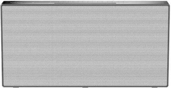 SONY CMT-X3CD, Microanlage, Bluetooth, NFC, 1x USB, weiß/silber