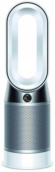 DYSON 244280-01 HP04 Pure Hot + Cool Luftreiniger Weiß/Silber (40 Watt, Raumgröße: 81 m³)