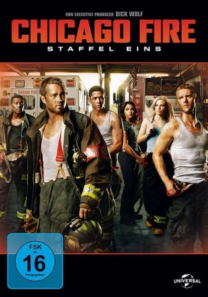 Chicago Fire - Staffel 1 [DVD]
