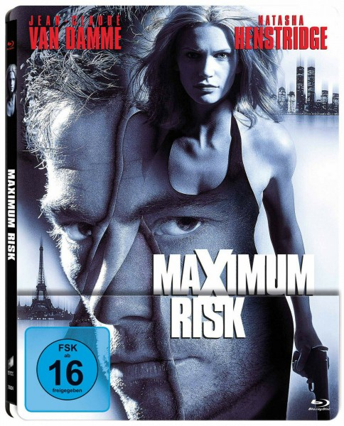Maximum Risk (Exklusive Steelbook Uncut Version) [Blu-ray]