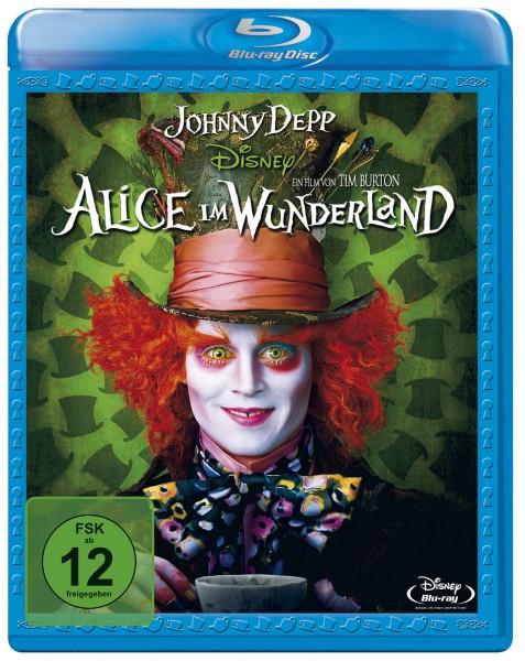 Alice im Wunderland (Realverfilmung) [Blu-ray]