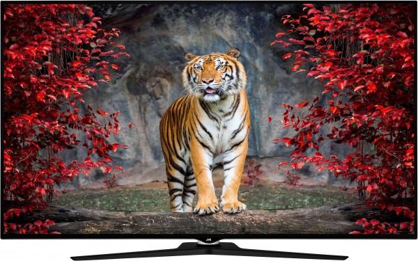 JVC LT-55VU980 LED-Fernseher (140 cm/55 Zoll, 4K Ultra HD, Smart-TV)