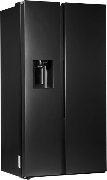 Samsung RS6GN8321B1 Side-by-Side, 178 cm hoch, F, mit Wassertank, schwarz