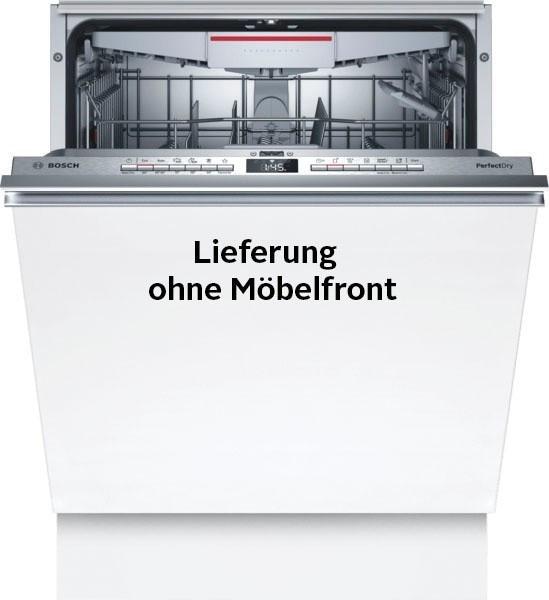 Bosch Serie 6 SMV6ZCX00E Geschirrspüler, vollintegriert, 60 cm, A+++