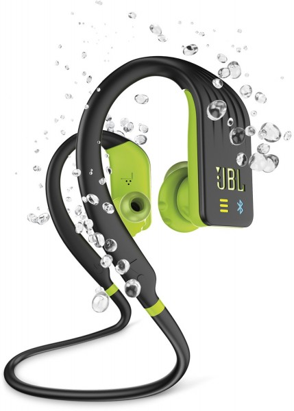 JBL EnduranceDive Kopfhörer Bluetooth Schwarz/Gelb