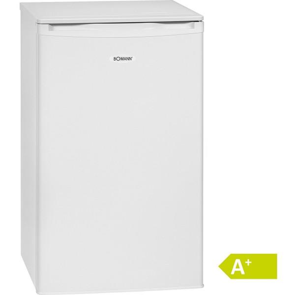 Bomann KS 163.1 Kühlschrank mit Gefrierfach, weiß, A+, 85cm hoch