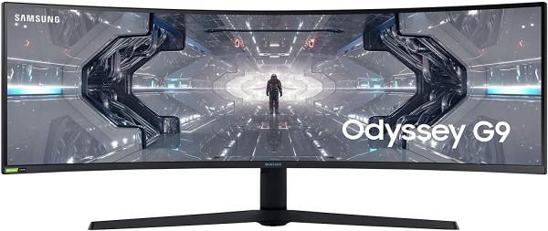 Samsung Odyssey G9 C49G94TSSU 49 Zoll WQHD Gaming Monitor