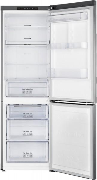 Samsung RL33N300NSS/EG Kühl-/ Gefrierkombination, NoFrost, A+++, silber