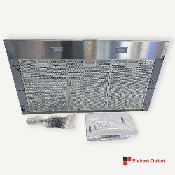 Bosch DWP96BC50 Dunstabzugshaube, Wandesse, 90cm breit, Edelstahl