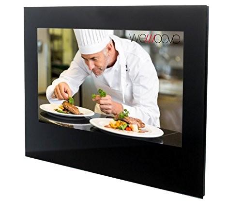 WEMOOVE WM-BFTV220SK 54 cm (21,5 Zoll) Kücheneinbau-TV, Full HD