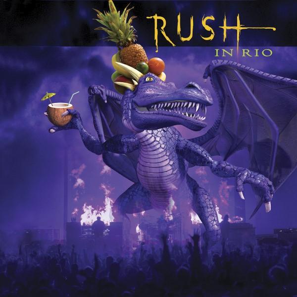 Rush - Rush In Rio (Vinyl)