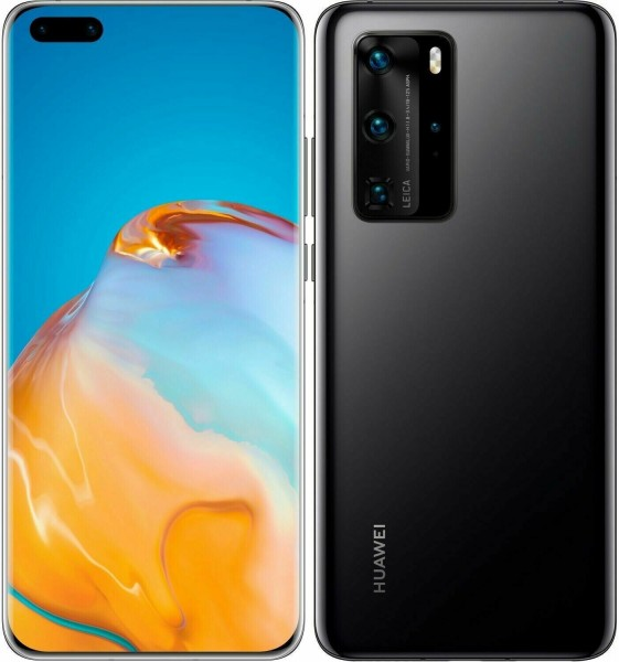 HUAWEI P40 Pro 256 GB Black Dual SIM, Smartphone