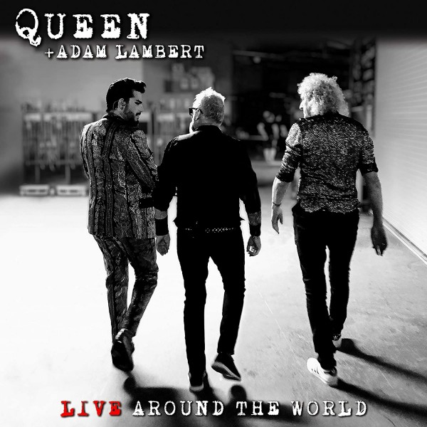 Queen & Adam Lambert - Live Around The World (CD + Blu-ray Audio)